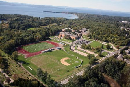 High School Overhead Picture